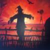 Scarecrow Halloween Painting Party
