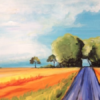 Country Road Painting Party