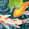 Koi Pond Painting Party