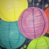 Paper Lanterns Painting Party