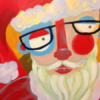 Picaso Santa Painting Party
