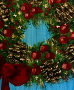 Holiday Wreath Featured