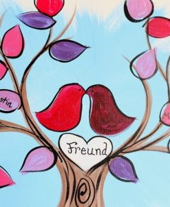 Family Love Tree Featured